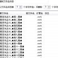 批量修改文件名2.95 发布